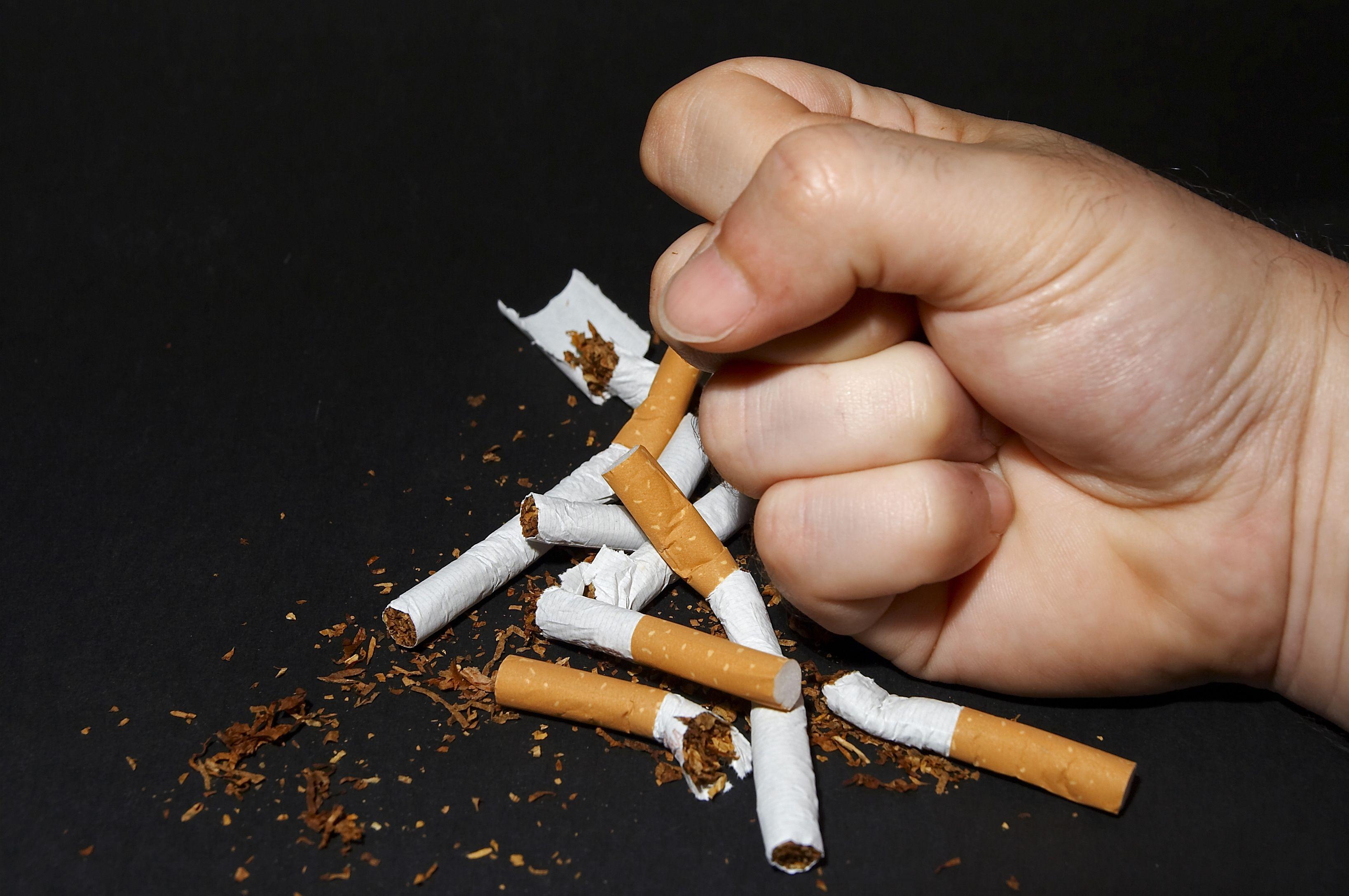 Ccome smettere di fumare gestione nervoso