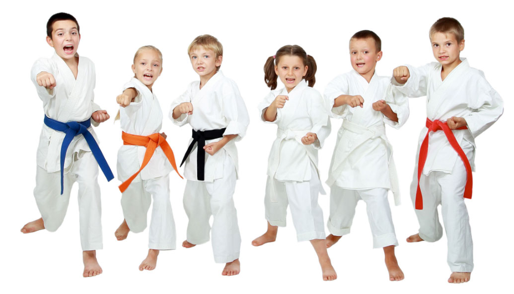 le arti marziali e i bambini