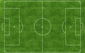 Struttura Del Campo Da Calcio