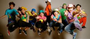 hip hop bambini
