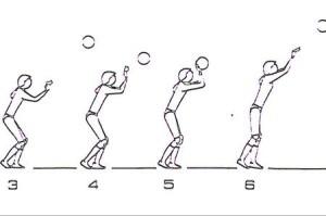 palleggio, pallavolo