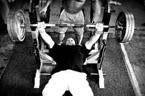 allenamento in rest pause