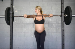 allenamento pre-parto