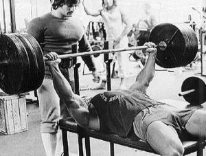 ripetizioni parziali allenamento