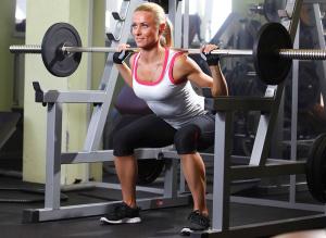 Squat, la sfida dei 30 giorni
