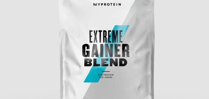 Recensione Extreme Gainer MyProtein