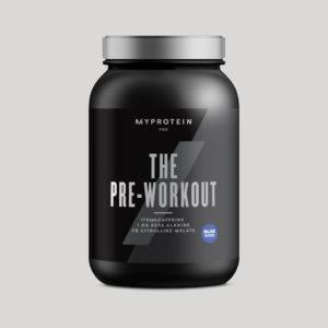 Recensione The Pre-Workout MyProtein