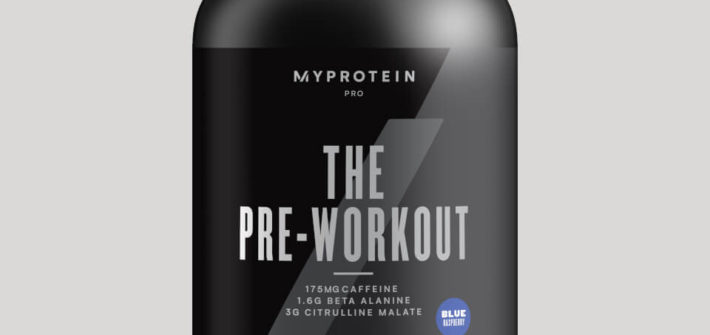 Recensione The Pre-Workout MyProtein