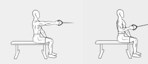 18 esercizio dorso