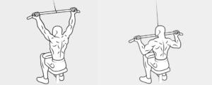 21 esercizio dorso