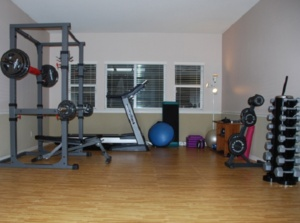Cosa serve per fare una palestra in casa