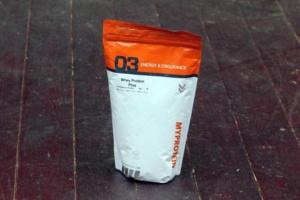 Recensione whey protein plus myprotein