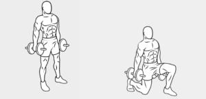 esercizi gambe11
