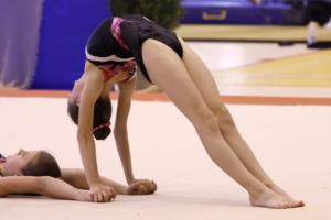 Esercizi base della ginnastica artistica