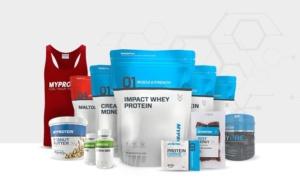 prodotti MyProtein recensione