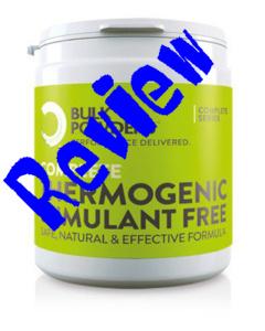 recennsione termogenico completo bulk powders
