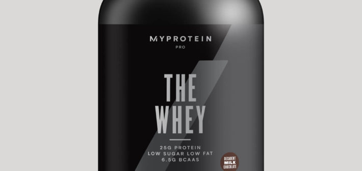 My Protein The whey
