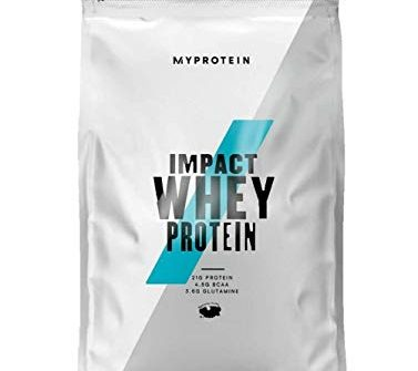Recensione impact whey protein